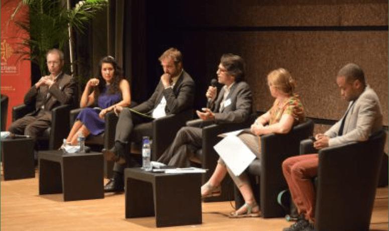 Table ronde sur l'éthique aux GéoDataDays 2020