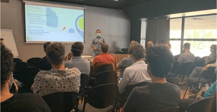 Atelier PCRS - GéoDataDays 2020 - Afigéo / DécryptaGéo