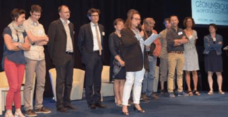 Réseau des CRIGEs - 10 ans - GéoDataDays 2019